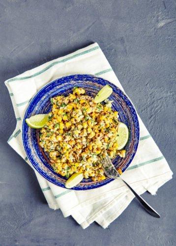 Homemade Corn Salad