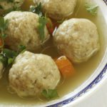 Soup of the Day: Matzo Ball Soup