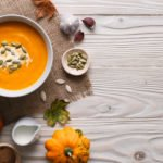 Soup of the Day: Pumpkin & Ginger Soup