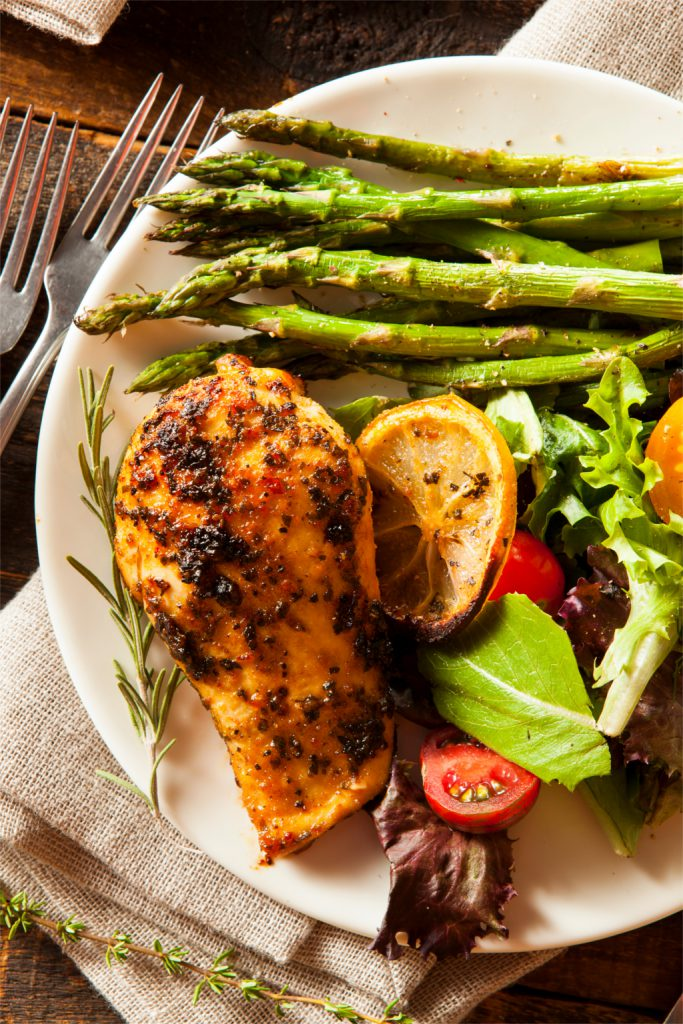 Image of Lemon and Herb Chicken