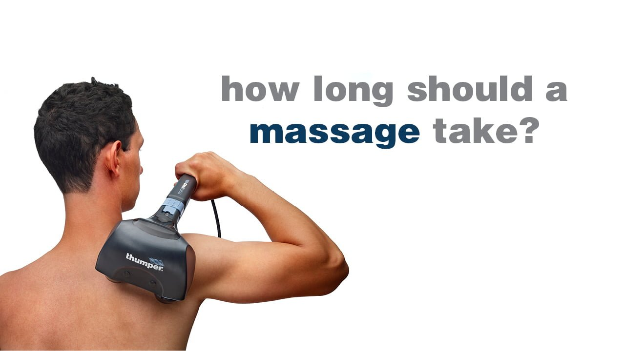 How long should a massage take? | Maximize the efficiency and benefits of your massage session | Mini Pro overheating, Mini Pro getting warm from extended use
