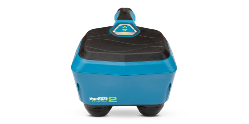 Lithium2 combines the effectiveness and reliability of Thumper's Mini Pro Model and Thumper's new lithium battery technology